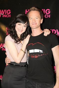 HEDWIG AND THE ANGRY INCH stars Neil Patrick Harris, Lena Hall & more meet the press Origin Of Love, David Burtka, Neil Patrick Harris, The Great White, Hedwig, How I Met Your Mother, New York Travel, Rupaul, Musical Theatre