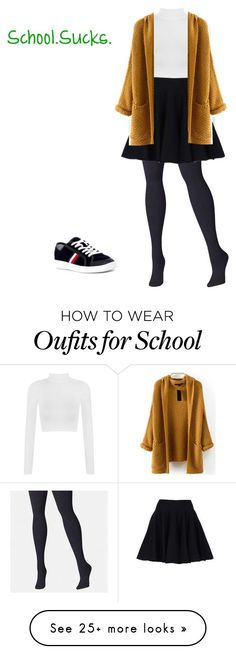 """Found Monday's outfit...."" by memory-foam-muffins on Polyvore featuring Avenue, Tommy Hilfiger and WearAll"