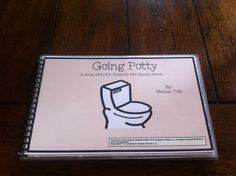 The Autism Adventures of Room 83: Going Potty Social Story!