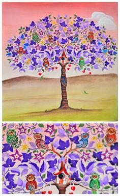 Atelier Gina Pafiadache: Livro: Jardim Secreto - Secret Garden