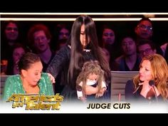The Sacred Riana Judges' Audition Epi 3 Highlights Weird Things People Do, Martina Mcbride, Girl M, Music Icon, America's Got Talent, Halloween Fun, The Magicians, Country Music, Creepy