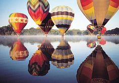 Leaving for Plano Texas - this is from Google, but hope to catch their hot air balloon festival.