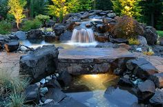 Water Features & Waterscaping - Gallery | Alderwood Landscaping