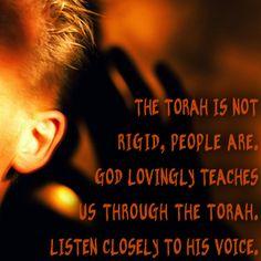 Rigid Torah
