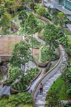 Para el system de camino las routas entre las plantas