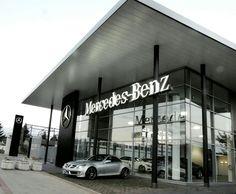 Mercedes-Benz Showroom   'Auto Kaqandolli'   by ArdiCC on Behance