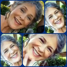 The most beautiful smile in the world @mcbridemelissa #TheWalkingDead #TWD #TWDFamily