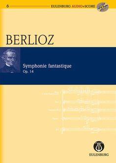 Berlioz: Symphonie Fantastique Op.14 - Miniature Score & Naxos CD. £12.99