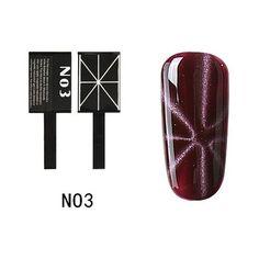 3D Magnet Stick Sticks for Manicure UV Nail Gel Polish Nail Art Magnet