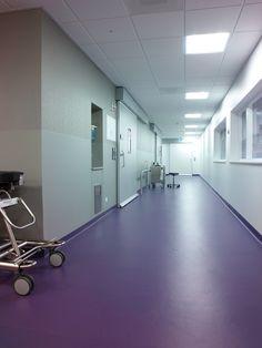 Gerflor Benelux (Projectreferentie) - Albert Schweitzer Ziekenhuis - architectenweb.nl
