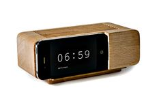 Alarm Dock | Cool Material