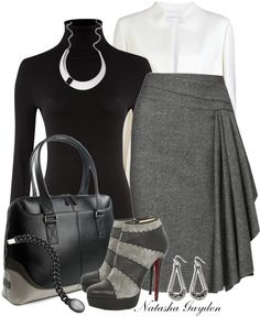 """Tweed"" by natasha-gayden on Polyvore"