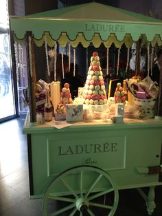 patisserie cart - Google Search