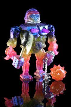 Bootleg Kongs by toybot studios, via Flickr