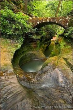 Hocking Hills, Ohio USA