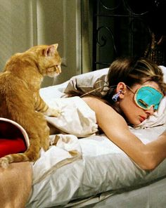 Breakfast at Tiffany's (1961) • Pinterest: Melanie Escobedo