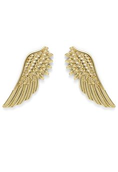 Angel Wings Shape Collar Studs!