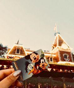 Disneyland Entrance - Helen Home
