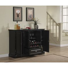 Found It At Wayfair   Styward Bar Cabinet With Wine Storage