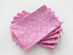 Items similar to Princess Birthday Bags / Girl Party Favors / Pink Treat Bags / Fabric Goodie Bags / Goody Bags / Cloth Bags / x inches / Set of 5 on Etsy Birthday Bag, Princess Birthday, Goodie Bags, Treat Bags, Pink Treats, Pink Party Favors, Girls Bags, Cloth Bags, Trending Outfits