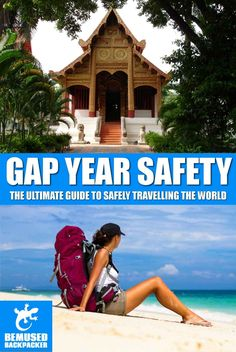 Gap Year Safety (Bemused Backpacker) eBook: Michael Huxley: Amazon.co.uk: Kindle Store