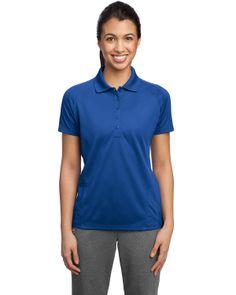 Raglan Sport Shirt - Buy sport-tek women's dri-mesh pro sport shirt at Gotapparel.com.