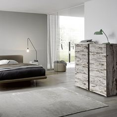 Modern tallboy with 6 drawers So-Ring by Siluetto Modern Interior, Bedroom Furniture, Drawers, Minimalist, Cabinet, Ring, Design, Home Decor, Bed Furniture