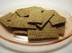 Swedish Knäckebröd Swedish flatbread - another recipe to try