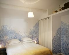 See How Artists Turn Hotel Rooms Into Art Installations via Brit + Co.