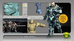 Trabalhos realizados no curso Unreal Engine. Ver mais: http://tonka3d.com.br/curso-unreal-engine.html