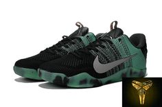 finest selection 6c50c fabdb Really Cheap Kobe 2018 New Arrival Kobe 11 XI Elite All Star 822521 305  Green Glow Black Persian Violet