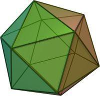 Икосаедар — Википедија, слободна енциклопедија