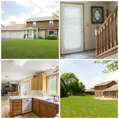 This immaculate St. Cloud home features a large backyard with mature trees, over 3,200+ square feet with 4 bedrooms, 4 bathrooms and also features a full mother-in-law suite with its own separate access. Check out the virtual tour! #home #centralmn