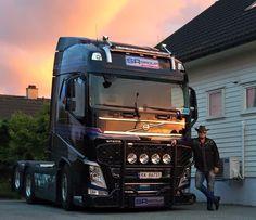 SR group Norway Volvo FH4 by Scandinavie truckers