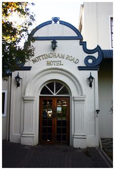 Notties Hotel is a famous landmark in a region for which it is named. The Nottingham Road Hotel and indeed the legendary and ever-popular Notties Pub. Nottingham Road, Kwazulu Natal, Holiday Places, Haunted Places, Africa Travel, Countries Of The World, Amazing Destinations, Homeland, Cry