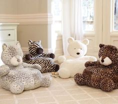 Critter Chair Collection