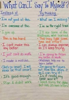 Great way to get students thinking differently in your classroom