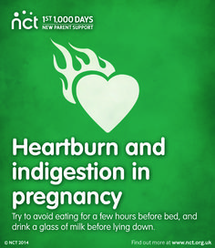 how to help indigestion in pregnancy
