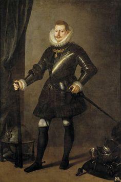 Pedro Antonio Vidal. Felipe III, 1617