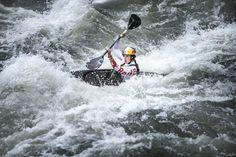 La Française est devenue la première femme à avoir passé le rapide Site Zed en Colombie-Britannique.