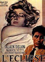 L'Eclipse, Antonioni