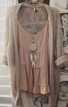 Look on #Fleek with These Boho Chic Outfits for Summer ...