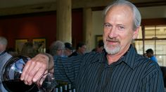 An Interview with Col Solare Cellarmaster Darel Allwine at the 2013 Sun Valley Center for the Arts Wine Auction in Sun Valley, Idaho. (photo: Brennan Rego)  #wine