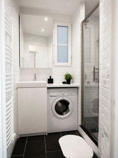 Une salle de bains optimisée et moderne - Budget serré pour une rénovation complète