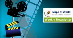 Check out our this week's #Newsletter that features #FilmFestivals, poll, maps, quiz, & more! http://www.mapsofworld.com/newsletter/feb-25-2015/