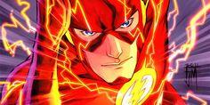 A série The Flash vem por aí