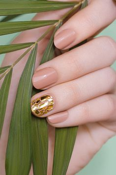 30 Best Spring Nail Designs Inspire Your Next Manicure Girls Nail Designs, Nail Designs Spring, Simple Nail Designs, Beautiful Nail Designs, Cute Nails, Pretty Nails, Vintage Nails, Minimalist Nails, Girls Nails