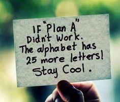 Plan a en de rest