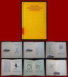 Karel Čapek 1933 Wie ein Theaterstück entsteht illustration Josef Čapek Childrens Books, Locker Storage, Auction, Illustration, Erotica, Children's Books, Children Books, Kid Books, Books For Kids
