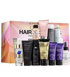 Sephora Favorites ULTIMATE Hair Essentials BNIB! #Various
